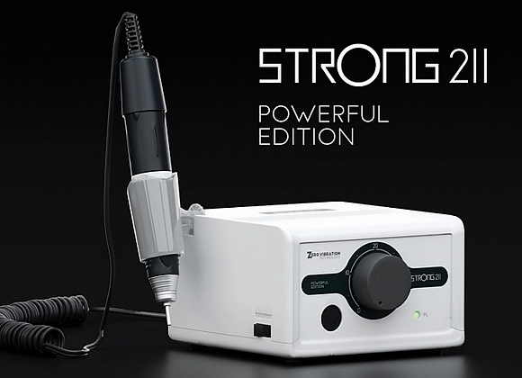 Аппарат для маникюра Strong 211/H400RU (без педали в коробке)