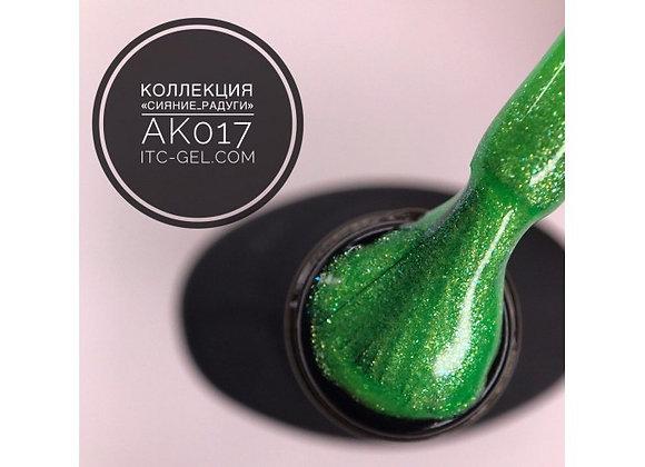 Гель-лак Uskusi AK017