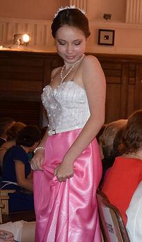 Пошив вечернего карнавального платья на выпускной ателье по пошиву купить ткань плательные костюмные сайт ателье