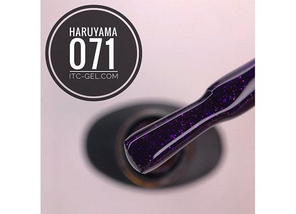 Гель-лак Haruyama 071