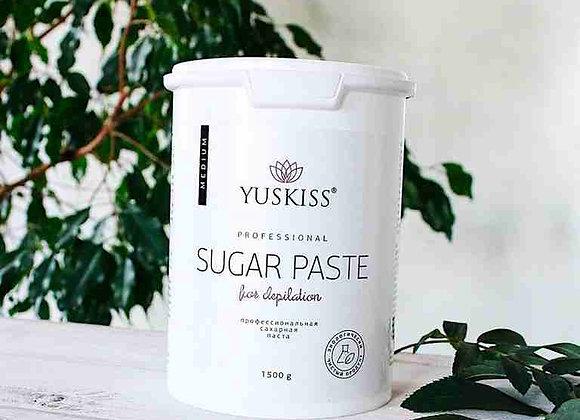 Сахарная паста «YUSKISS» Medium 1500 Гр