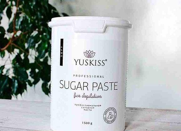 Сахарная паста «YUSKISS» Soft 1500 Гр