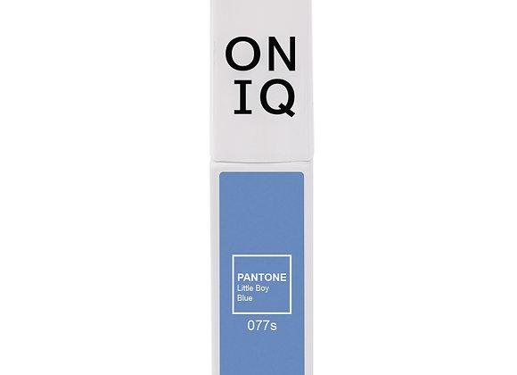 Гель-лак 077 Pantone: Little boy blue
