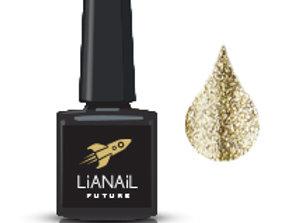 Гель-лак LIANAIL Future Gold flash
