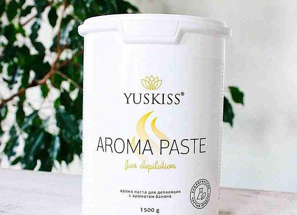Арома-паста YUSKISS «Банан» 1500 гр (Soft)