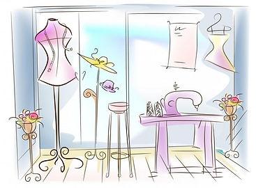 ателье краснодар мастерская ремонт одежды ателье ремонт магазин купить ткань пряжу фурнитура
