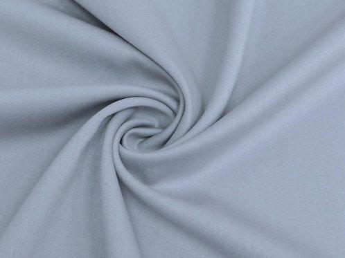 Вискоза сатин стрейч серый