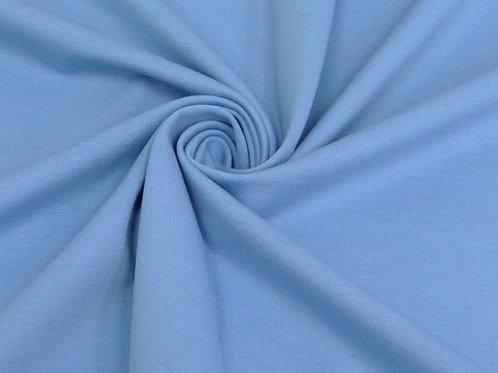 Трикотаж джерси Голубой