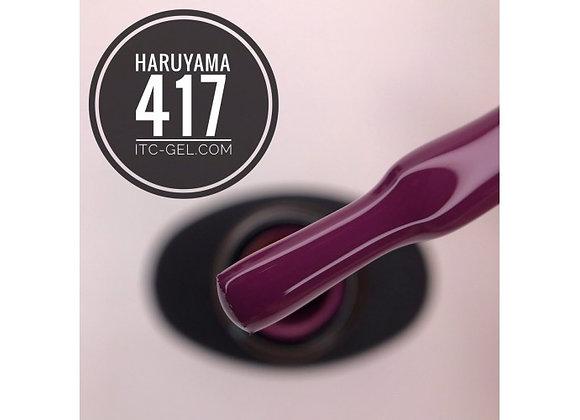 Гель-лак Haruyama 417