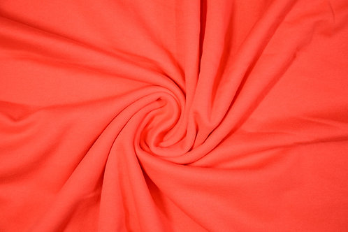 Футер 2-х нитка гладкокрашенный Коралл