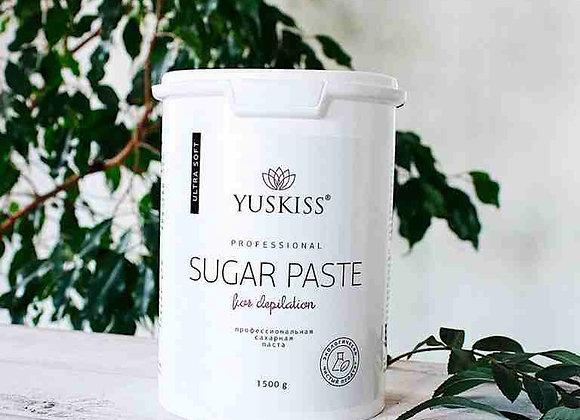 Сахарная паста «YUSKISS» U-soft 1500 ГР