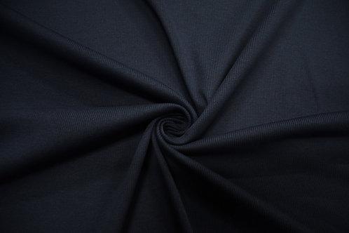 Кашкорсе с лайкрой Темно-синее