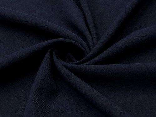 Вискоза стрейч темно-синий