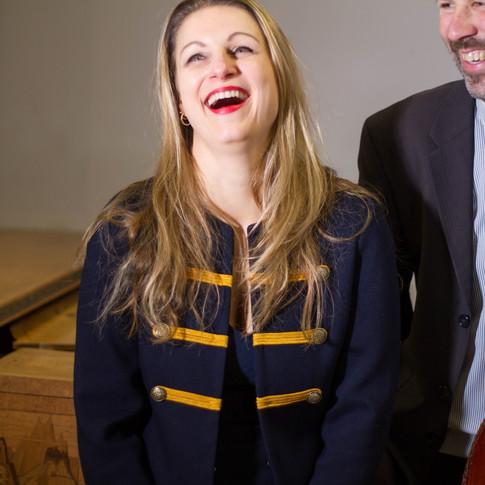Lucie Cerveny, Guido Jäger