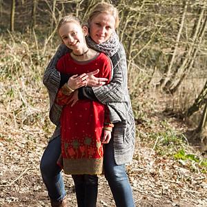 Lilli und Anke