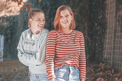 Nele und Nora