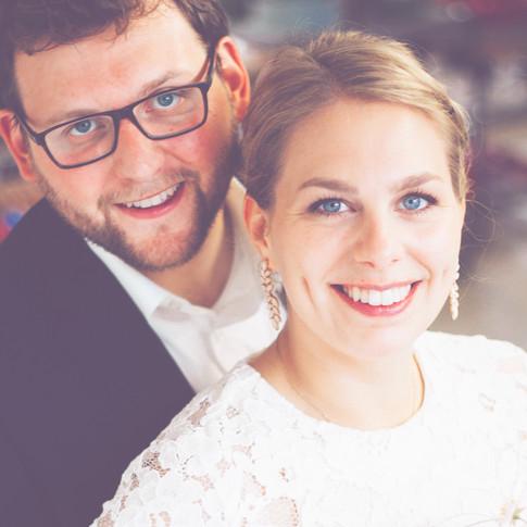 Hanke und Laura