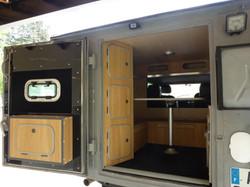 Aménagement Campy Van