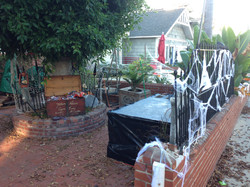 Halloween 8th St. Hermosa Beach Design and build by Hermosa Kustoms