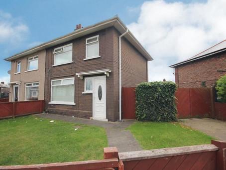 【英國北部投資熱】之【抵買筍盤】 Middlesbrough   三房半獨立屋   近九七折    £78,000