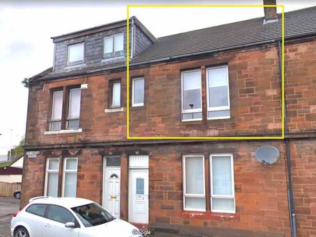 🎊【筍盤熱報】Glasgow ML1・兩房公寓・7.7%淨回報・九折・£54,000 永久業權