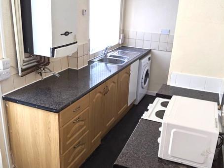 🔔【零風險投資】之 【英國政府資助 · 社會房屋 · 暗筍盤】Middlesbrough TS3 | 三房排屋 | £74,100