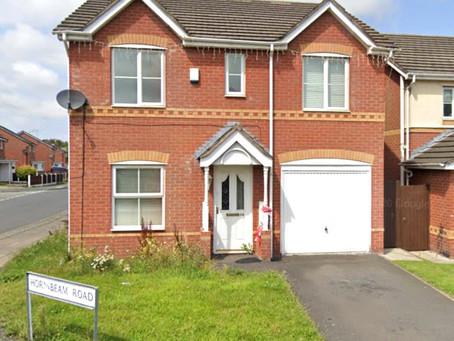 🎊 【投資 · 自住兩皆宜】Liverpool L26 | 四房獨立屋 | 近八六折 | £185,000