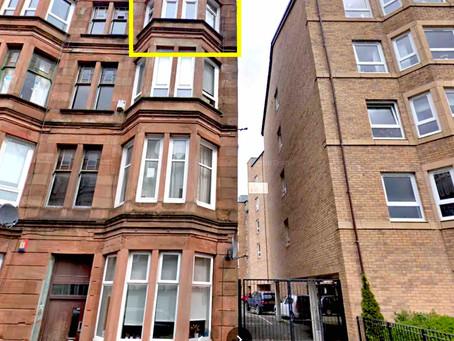 🏴【略修增值・進取筍盤】球星熱愛的Shawlands, Glasgow G41 | 1/2房 頂層複式公寓 | 八七折多 | £116,500 永久業權