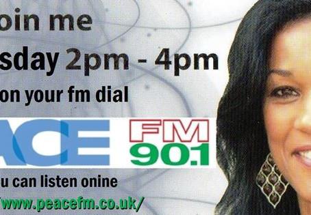 Live Interview on PeaceFM