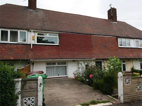 【英國中部 · 熱盤】Nottingham   兩房排屋   九六折    £120,000