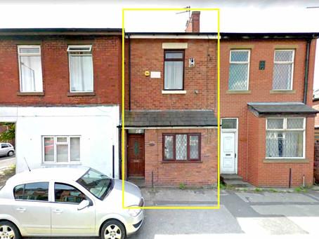 🎊【筍盤熱報】Preston, Lancashire PR2 | 2/3房排屋 | 九折多 |  £105,000 永久業權