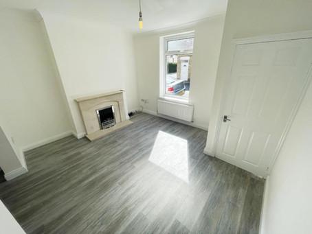 【投資英國北部大趨勢】 之 【有裝筍盤】大放送 County Durham DL14 | 兩房排屋 | 近九折 |  £70,000