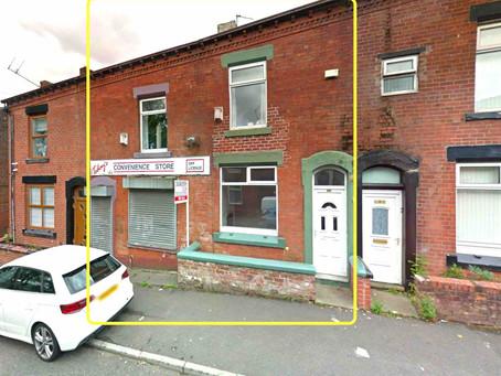 🛎【暗盤 X 劏房HMO】Greater Manchester・Oldham OL1・八房排屋・有裝有傢俬・£325,000