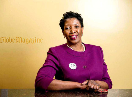 People & Ideas: Ruth Rollins by Boston Globe Magazine