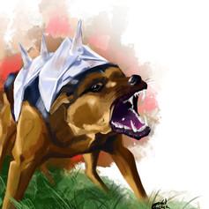 Behind The Beast: The War Dog