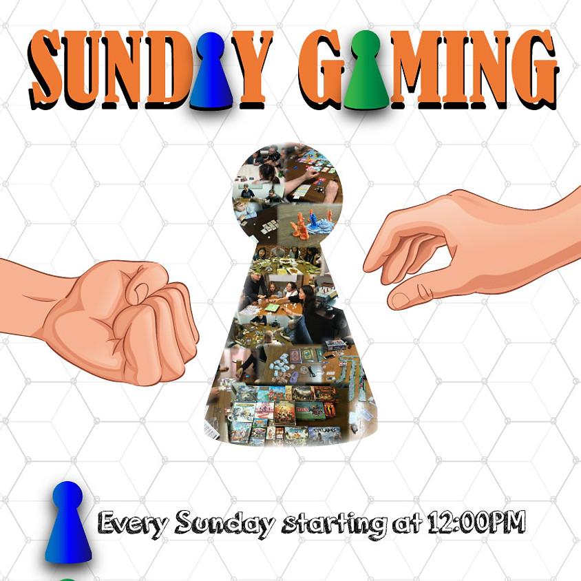 Sunday Gaming in Dongzhimen