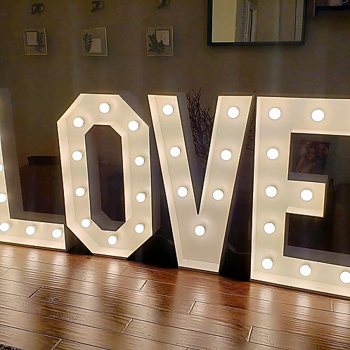 LED Marquee Letters & Numbers