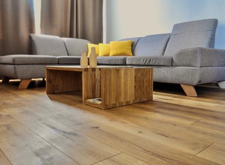 Drevená podlaha a jej výhody