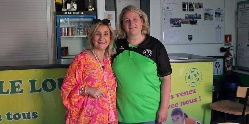 Merci au club ES Lille Louvière pour leur générosité !
