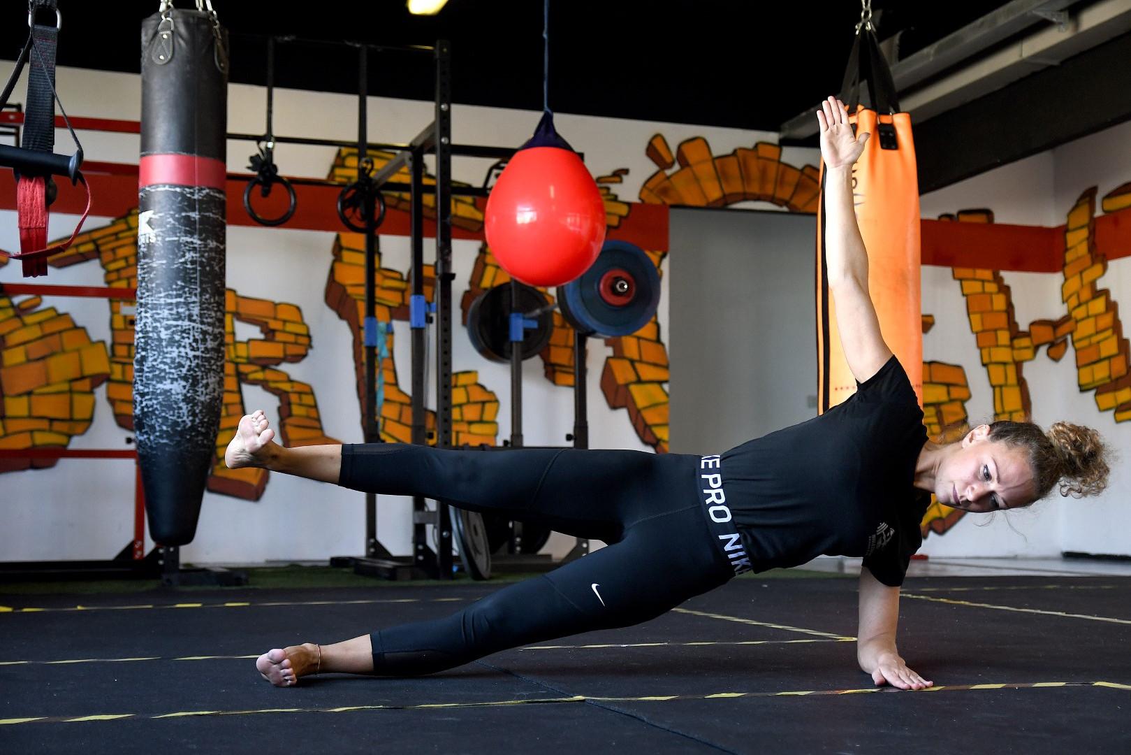 Stretching - Pilates