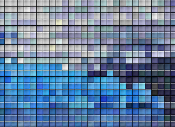 Mural Pixel Art