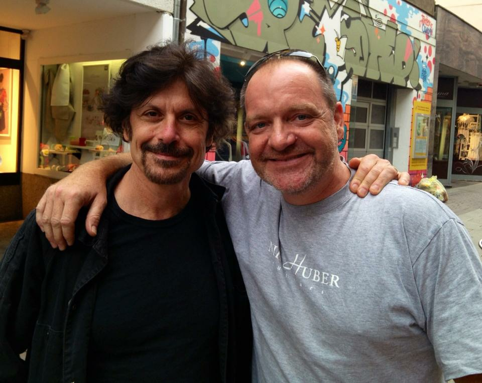 Bobby & Eric Bazilian von den Hooters