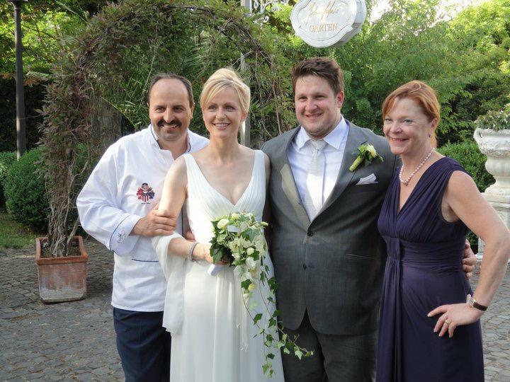 Hochzeit Steiner _ Posmyk mit Johann Lafer