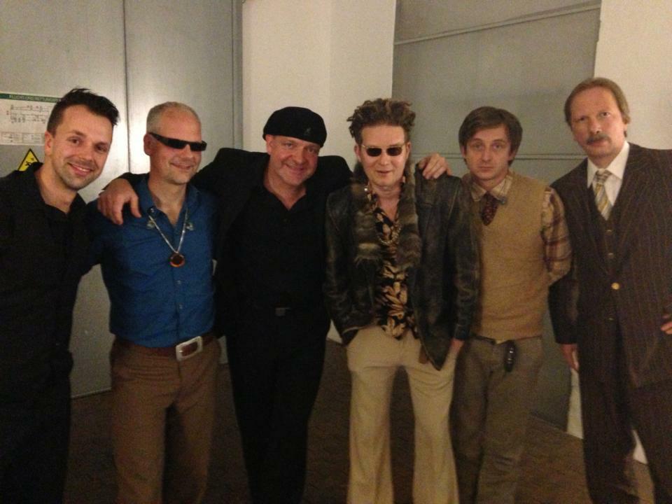 Groove Control mit Familie Popolski