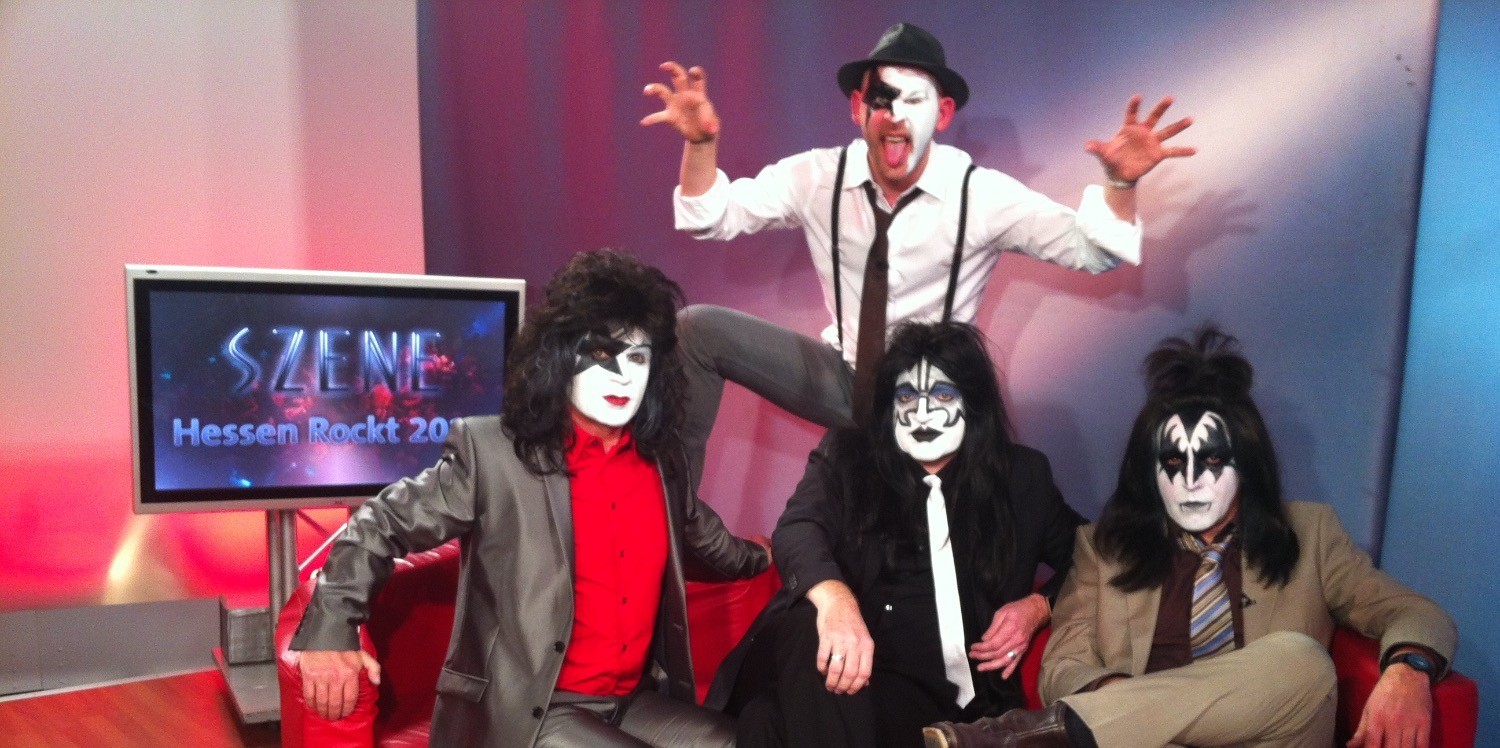 The Kiss Tribute Band - Rhein Main TV