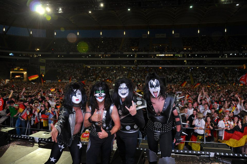 The Kiss Tribute Band - Commerzbank Arena