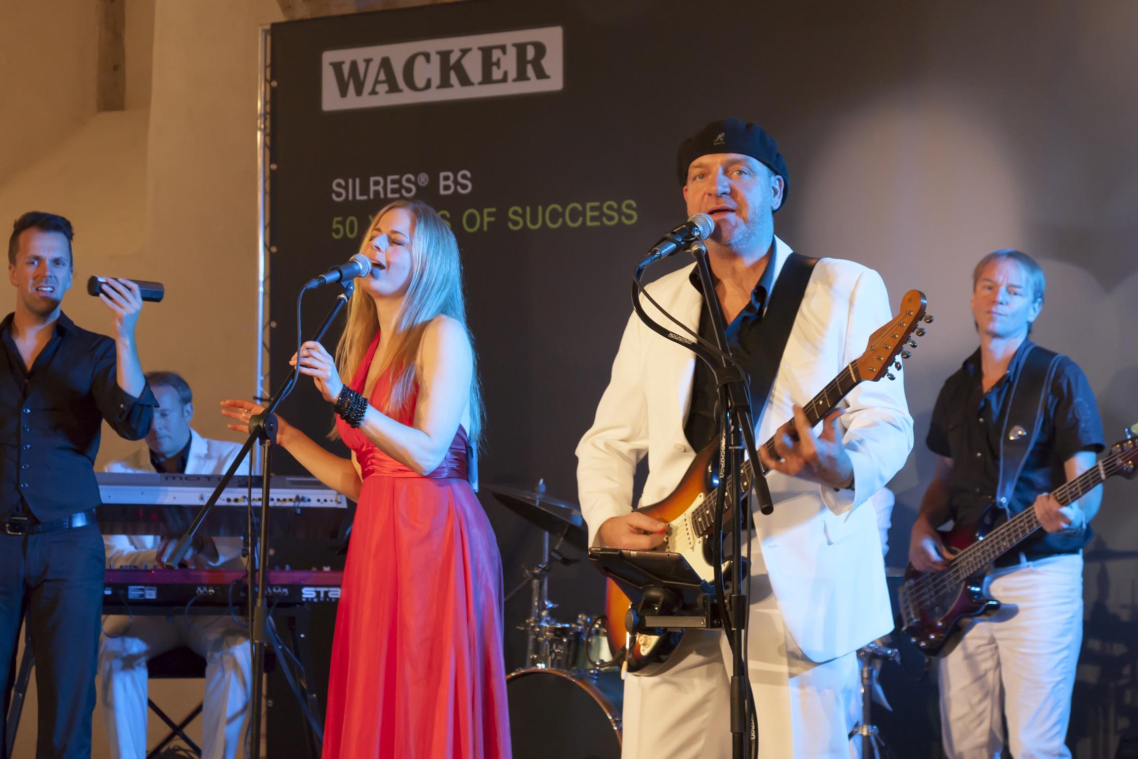 Firmenfeier Wacker