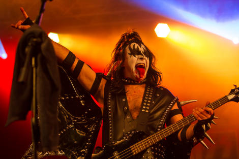 The Kiss Tribute Band - Schlossgrabenfest Darmstadt