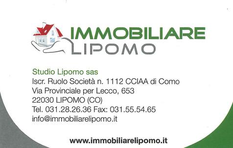 IMMOBILIARE LIPOMO