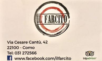 IL FARCITO BAR - RISTORANTE